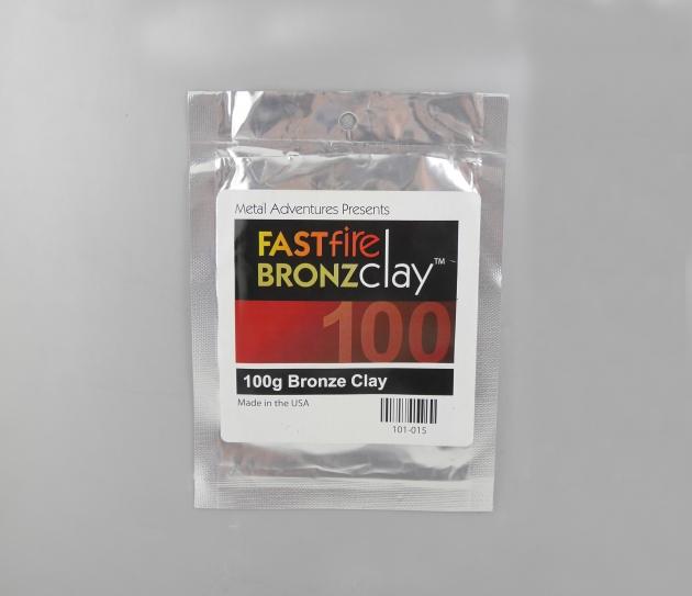 青銅粘土 (速成型)_Bronze Clay (FASTfire) 100g 1