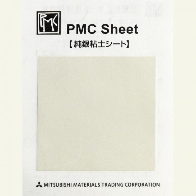 PMC + 紙狀銀土 (6x6cm )_售完補貨中 1
