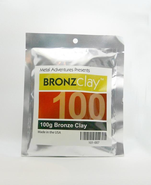 青銅粘土_Bronze Clay 100g 1