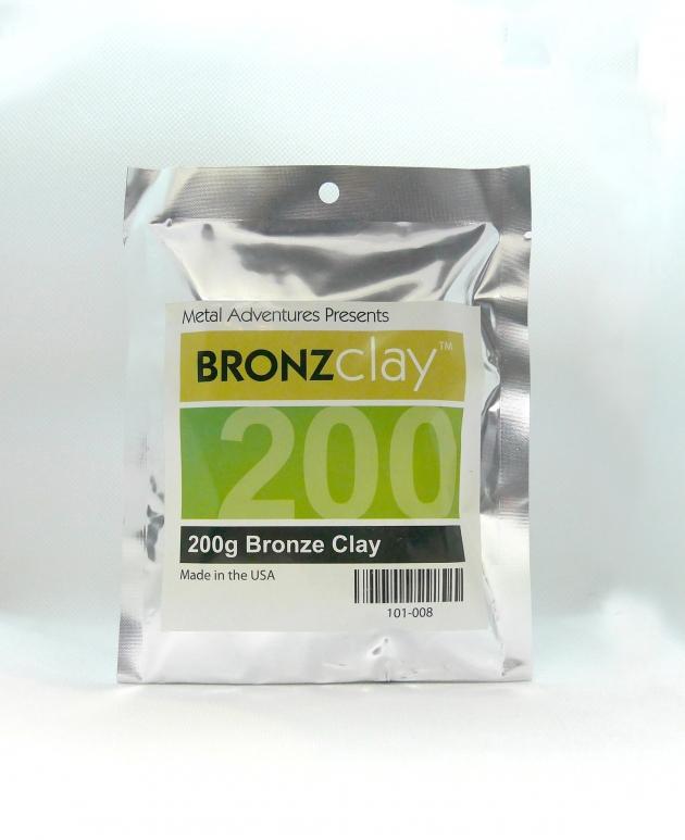 青銅粘土 _Bronze Clay 200g 1