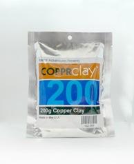紅銅粘土_Copper Clay 200g 2