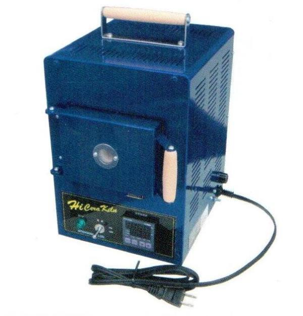 日陶電窯 K-02_多段式升溫 1