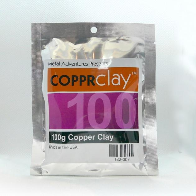 紅銅粘土 _Copper Clay 100g 2