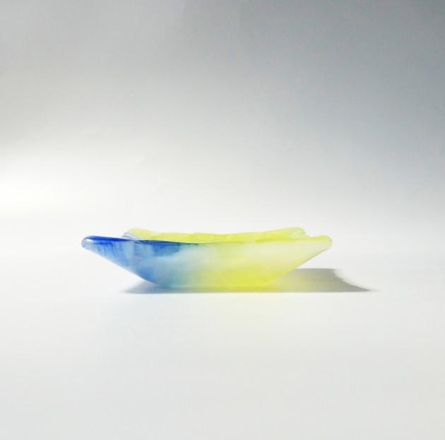 冰晶系列 H_琉璃小方盤 3