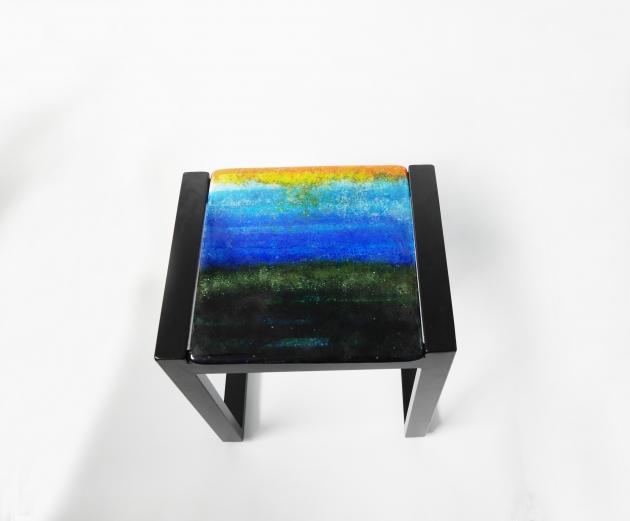 小邊桌_ 琉璃桌板 2
